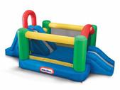 Jump & Double Slide