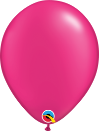 "11"" Pearl Latex Balloon - Pearl Magenta"