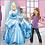Thumbnail: Princess Cinderella Air Walker Helium Balloon - g09