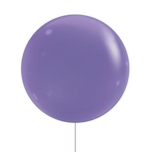"22"" Jewel Bubble Balloon - Fashion Violet"