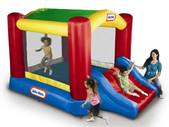 Shady Jump & Slide