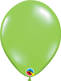 "11"" Standard Latex -Balloon - Lime Green"