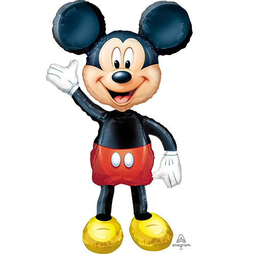 Mickey Mouse Air Walker Helium Balloon - g03