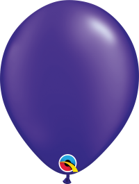 "11"" Pearl Latex Balloon - Pearl Quartz Purple"