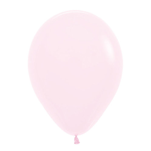 "11"" Macaron Latex Balloon - Pale Pink"