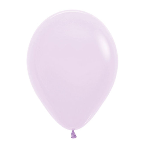 "11"" Macaron Latex Balloon - Pale Purple"