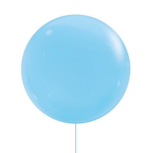 "22"" Jewel Bubble Balloon - Fashion Blue"