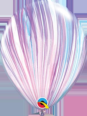 """11"""" Agate Latex Balloon - Fashion SuperAgate"""