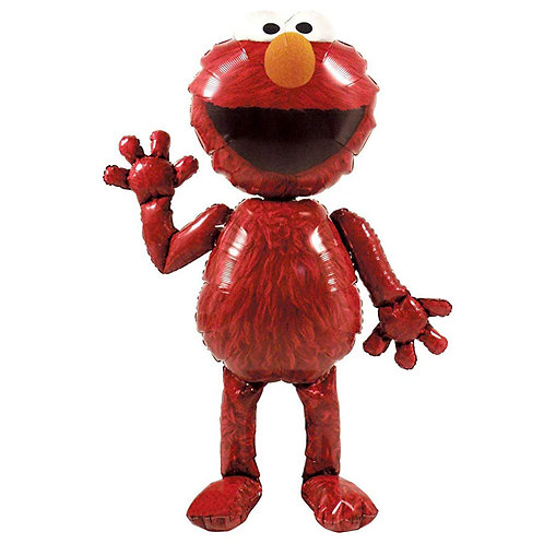 Sesame Street Elmo Air Walker Helium Balloon - g01