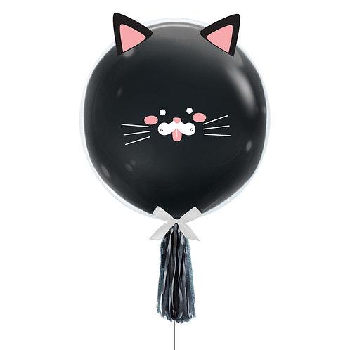 [Animal] Purr like a Kitty Cat Balloon (20inch)