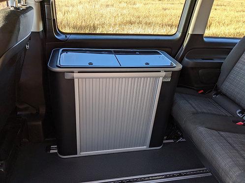 IN STOCK-Vangear Maxi XS Campervan Pod-BLACK/grey top
