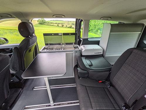 Vangear XS Campervan System