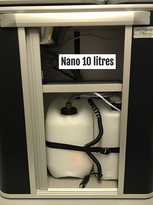 Upgrade from 5 to 10 litres