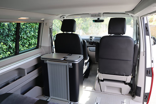 IN STOCK Vangear LE Nano Campervan Pod-BLACK/GREY top