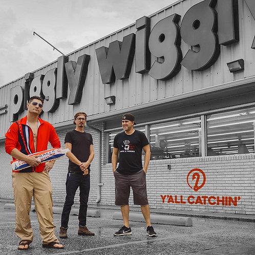 DJ Rhett and Y'all Catchin' CD