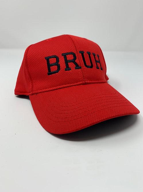 Y'all Catchin' BRUH Flex Fit Hat