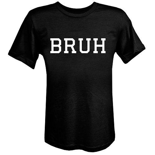 BRUH SHIRT (Black)