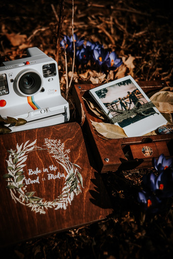 Polaroid Print Box