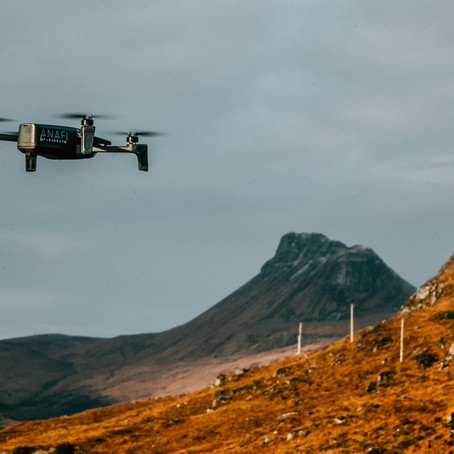 Droning on & on...