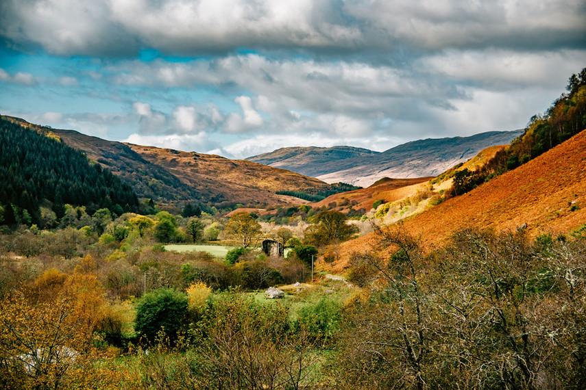 Glen Beag, Glenelg, Lochalsh