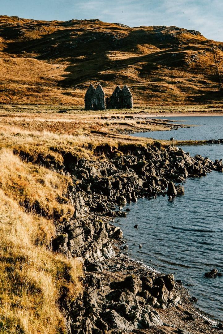 Calda House, Inchnadamph, Loch Assynt