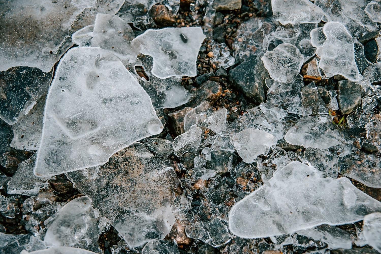 Icy Shards, Culrain, Sutherland