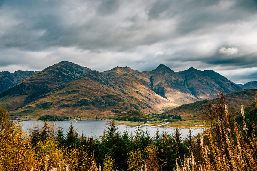 Five Sisters of Kintail, Lochalsh