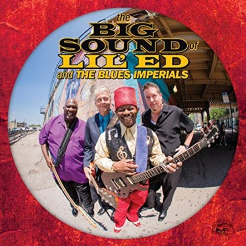 Lil Ed & The Blues Imperials-Oct 14th