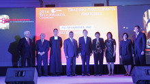 PSE honors 5 listed firms, 6 TPs as 2013 Bell Awardees