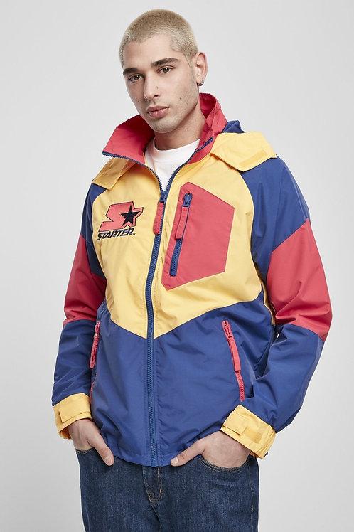 Starter Multicolored Logo 80s Retro Vintage Jacket