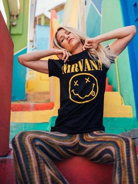 Nirvana Rocker Tee
