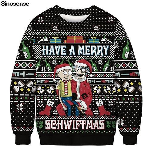Unisex Ugly Christmas Sweaters