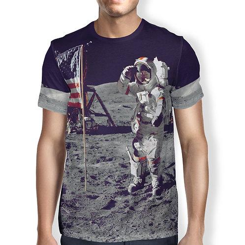 Moon Walk Men's T-Shirt