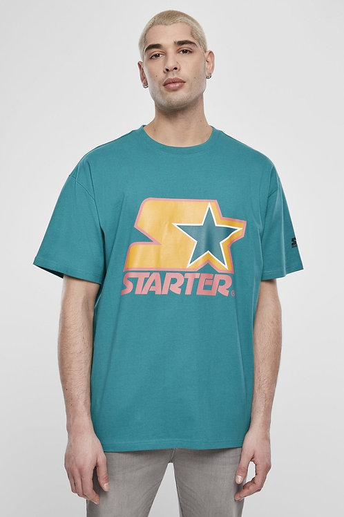 Starter Colored Logo Tee