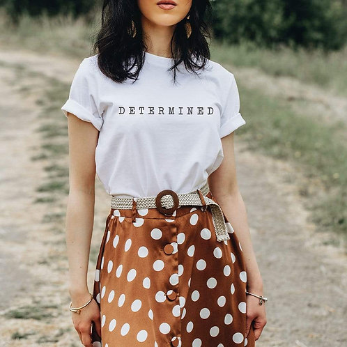 Determined Graphic T-Shirt
