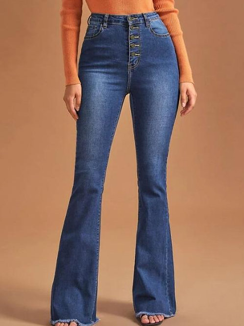 Perfect Button Up Flares (more color options)