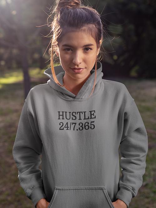 Hustle Harder Women Hoodie