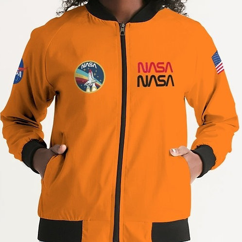 1994 Nasa LES Women's Bomber Jacket