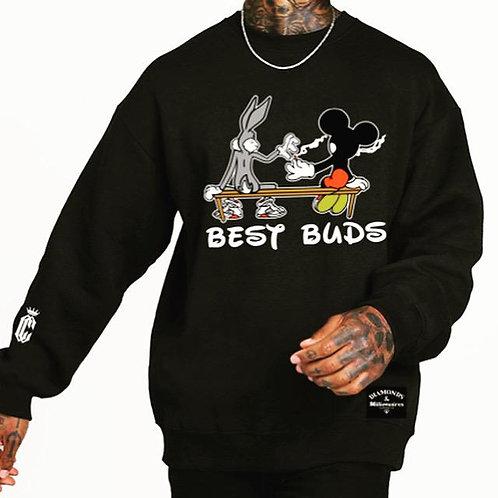BEST BUDS SWEATSHIRT