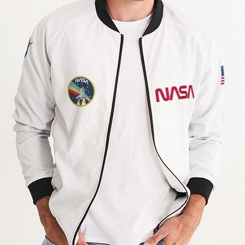 Men's Nasa Bomber Jacket