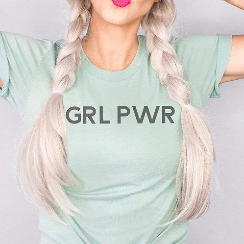 Grl Pwr Graphic T-Shirt