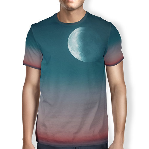 Moon Sky Men's T-Shirt