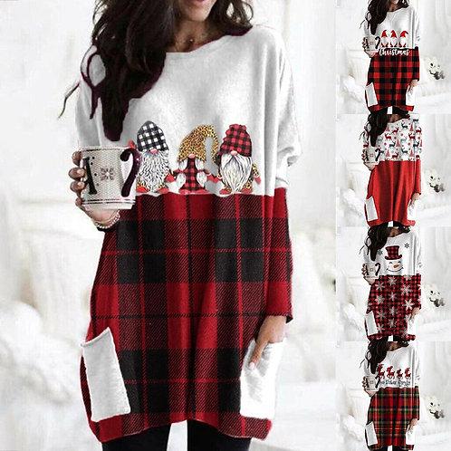 Women's Christmas Elf Sweater