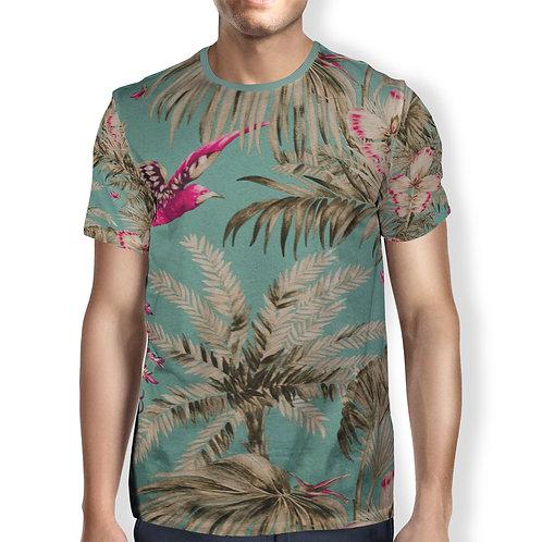 Tropical Vacation Men's T-Shirt