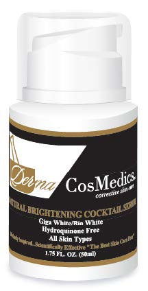 Natural Brightening Cocktail Serum