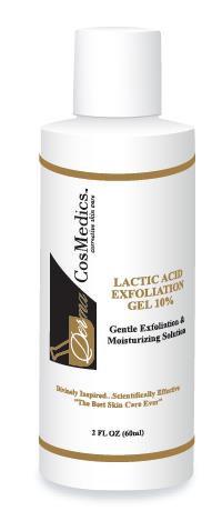 Lactic Acid Exfoliant Gel 10%