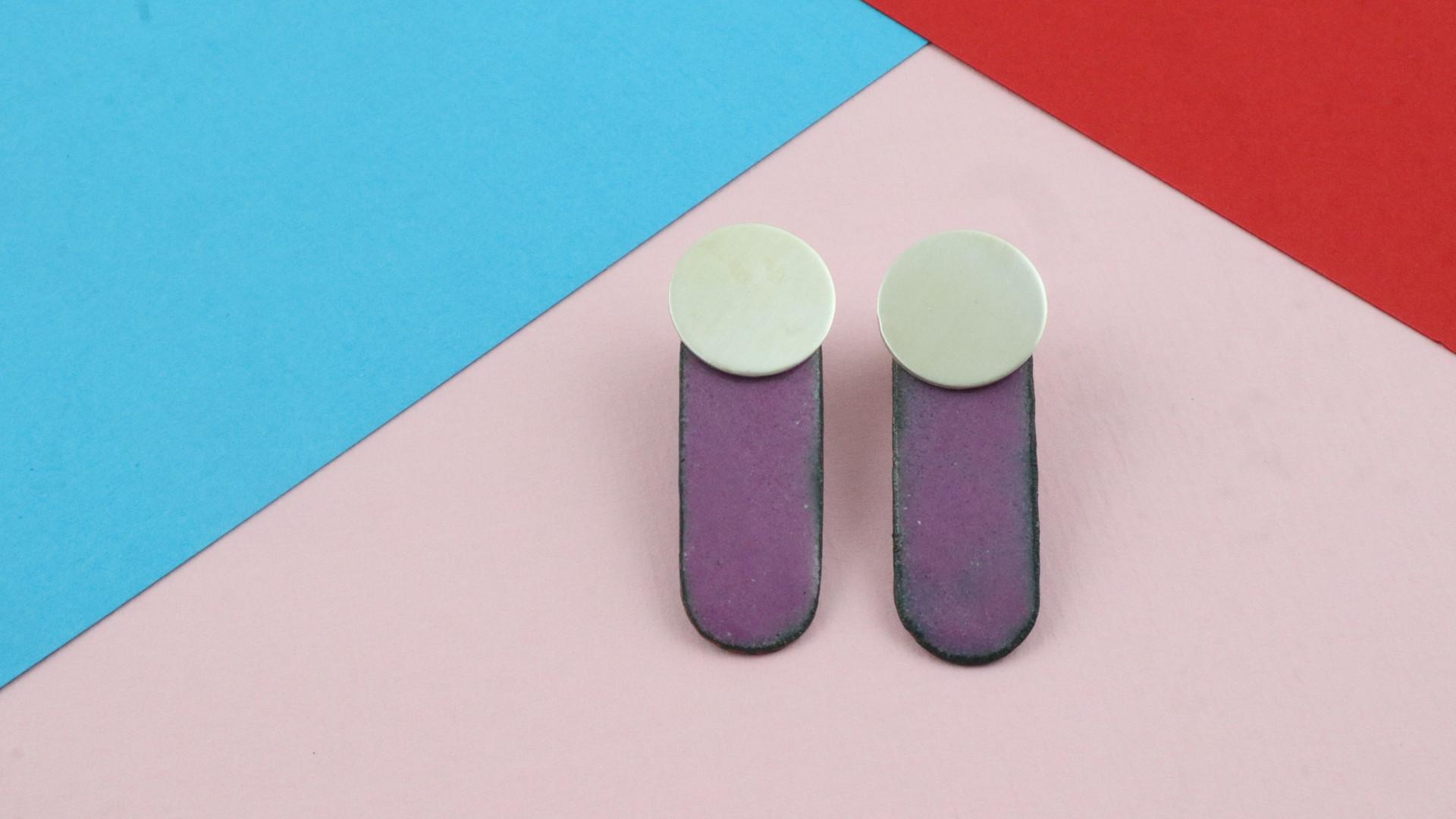 Celebrate capsule paars