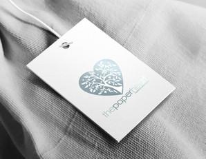 The Paper Heart   Branding & Website
