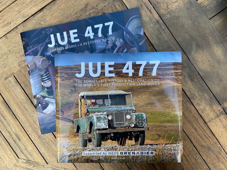 JUE477 Book Martin Port