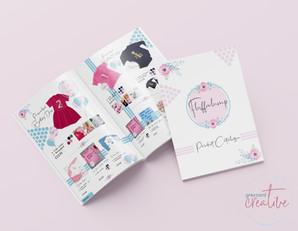Fluffalump   Branding, Website & Catalogue